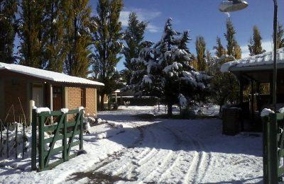 Cabañas en Invierno